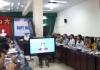 Bộ Tư pháp tổ chức hội nghị trực tuyến toàn quốc quán triệt thi hành Bộ luật Hình sự năm 2015 và Luật Tiếp cận thông tin.