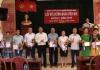 Đảng ủy khối doanh nghiệp tỉnh bế giảng lớp bồi dưỡng Đảng viên mới Khóa I – năm 2019 .