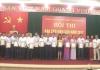 Đảng ủy Khối Doanh nghiệp tỉnh tổ chức Hội thi Báo cáo viên giỏi năm 2017.