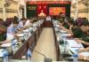 Đảng ủy Quân sự tỉnhNam Định ra Nghị quyết lãnh đạo thực hiện nhiệm vụ 6 tháng cuối năm 2018.