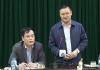 Đoàn công tác Cổng thông tin điện tử của Chính phủ làm việc với Sở thông tin và truyền thông đánh giá kết quả thực hiện nghị quyết 36A ngày 14-10- 2015 của Chính phủ về xây dựng Chính phủ điện tử tại tỉnh Nam Định.