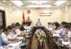 Hội nghị cho ý kiến vào Bản dự thảo lần 1 về kinh tế - xã hội trong văn kiện Đại hội Đảng bộ tỉnh lần thứ 20, nhiệm kỳ 2020 – 2025.