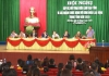 Hội nghị gặp gỡ, đối thoại giữa lãnh đạo tỉnh và các ngành chức năng với công nhân lao động năm 2020.