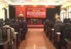 Hội nghị tổng kết công tác xây dựng Đảng năm 2017, triển khai phương hướng nhiệm vụ năm 2018 của Đảng ủy khối các cơ quan tỉnh.
