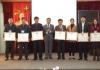 Hội nghị tổng kết ngành khoa học công nghệ năm 2016.