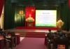 Hội nghị triển khai kế hoạch phòng ngừa, đấu tranh chống tội phạm và bài trừ tệ nạn xã hội tại Khu du lịch biển Quất Lâm.