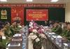 Hội nghị trực tuyến toàn quốc sơ kết 5 năm triển khai thực hiện Kế hoạch số 91/KH –BCA-C61 ngày 24/4/2013 của Bộ công an về triển khai các biện pháp phòng ngừa, ngăn chặn cháy lớn.