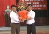 """Hội nông dân tỉnh Nam Định tổ chức ra mắt mô hình điểm CLB """"nông dân với pháp luật"""" xã Vĩnh Hào, huyện Vụ Bản."""