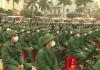 Huyện Giao Thủy tổ chức Lễ giao, nhận quân năm 2020.