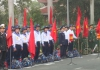 Huyện Hải Hậu tổ chức Lễ giao, nhận quân năm 2020.