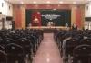 Huyện Ý Yên tổ chức hội nghị tổng kết công tác Đảng, công tác thi đua khen thưởng năm 2019, triển khai nhiệm vụ năm 2020.