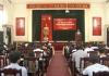 Khai giảng lớp cao cấp lý luận chính trị hệ không tập trung, khóa học 2020-2022.