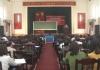 Khai mạc lớp bồi dưỡng đại biểu HĐND cấp huyện nhiệm kỳ 2016- 2021.