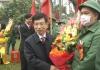 Thành phố Nam Định tổ chức Lễ giao, nhận quân năm 2020.