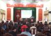 Thời điểm này toàn tỉnh đã mở được 10 lớp bồi dưỡng kết nạp Đảng cho trên 570 thanh niên nhập ngũ năm 2019