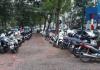Tự ý lập bãi trông giữ xe ngày Tết có thể bị phạt tới 40 triệu đồng