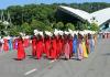 Tuần lễ áo dài Việt Nam 2021 được hưởng ứng mạnh mẽ