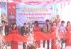UBND xã Xuân Phong, huyện Xuân Trường tổ chức khánh thành công trình Trường Mầm non Xuân Phong