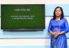 Dạy học trên truyền hình: Ôn tập kiến thức Toán 9- Chuyên đề: GIẢI BÀI TOÁN BẰNG CÁCH LẬP HỆ PHƯƠNG TRÌNH ( 11/04/2020 )