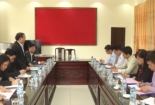 Ban văn hóa xã hội, HĐND tỉnh giám sát chuyên đề thực hiện chính sách pháp luật đối với đội ngũ nhà giáo và cán bộ quản lý giáo dục giai đoạn 2010-2016 tại Trường Trung cấp cơ điện Nam Định