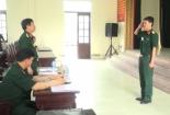 Đảng bộ Quân sự tỉnh tổ chức Hội thi bí thư chi bộ trong Đảng bộ lực lượng vũ trang tỉnh năm 2021.