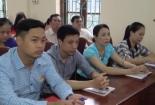 Hội đồng giáo dục QP-AN thành phố tổ chức lớp bồi dưỡng kiến thức QP-AN
