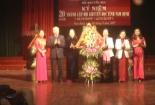 Hội khuyến học tỉnh tổ chức lễ kỉ niệm 20 năm ngày thành lập Hội (12/3/1997 - 12/3/2017).