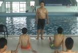 phong trào dạy bơi cứu đuối cho học sinh