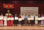 Tổng kết Hội thi giáo viên dạy giỏi bậc THCS toàn tỉnh năm học 2018-2019