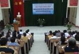 Trường Cao đẳng sư phạm Nam Định tổ chức Hội thảo khoa học với chuyên đề: Nghiên cứu các biện pháp triển khai bồi dưỡng giáo viên, đáp ứng yêu cầu đổi mới giáo dục phổ thông.