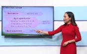 Dạy học trên truyền hình: Ôn tập kiến thức Địa Lý lớp 9 ( 11/03/2020 )