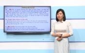 Dạy học trên truyền hình: Ôn tập kiến thức Giáo dục công dân 9 ( 15/03/2020 )