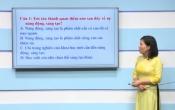 Dạy học trên truyền hình: Ôn tập kiến thức Giáo dục công dân 9 - Chuyên đề: Quan hệ với công việc_Phần tiếp ( 27/03/2020 )