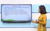 Dạy học trên truyền hình: Ôn tập kiến thức Lịch Sử 9 - Chủ đề II: Các nước á, phi, mĩ la-tinh từ năm 1945 đến nay ( 14/03/2020 )