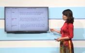 Dạy học trên truyền hình: Ôn tập kiến thức môn Ngữ Văn lớp 9 ( 07/03/2020 )