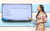 Dạy học trên truyền hình: Ôn tập kiến thức môn Tiếng Anh lớp 9 - Trạng ngữ ( 08/03/2020 )