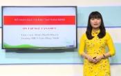 Dạy học trên truyền hình: Ôn tập kiến thức Ngữ Văn 12 - Chuyên đề: Ôn tập thơ hiện đại học kỳ I ( 09/04/2020 )