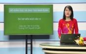 Dạy học trên truyền hình: Ôn tập kiến thức Ngữ Văn 12 - PHÂN TÍCH ĐỀ VÀ HƯỚNG DẪN CÁCH LÀM ĐỀ THI THAM KHẢO 2020 ( 30/04/2020 )