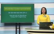 Dạy học trên truyền hình: Ôn tập kiến thức Ngữ Văn 12 - PHÂN TÍCH ĐỀ VÀ HƯỚNG DẪN CÁCH LÀM ĐỀ THI THAM KHẢO 2020 _ TIẾP THEO ( 02/05/2020 )