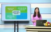 """Dạy học trên truyền hình: Ôn tập kiến thức Ngữ Văn 12 - Tác phẩm """" VỢ NHẶT """" _ Kim Lân _ T1 ( 07/04/2020 )"""