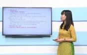 Dạy học trên truyền hình: Ôn tập kiến thức Ngữ Văn 9 - Chuyên đề: Hướng dẫn ôn luyện làm bài thi vào lớp 10 THPT ( 28/03/2020 )