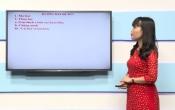 Dạy học trên truyền hình: Ôn tập kiến thức Ngữ Văn 9 - Chuyên đề: Ôn tập thơ hiện đại HK I (Tiếp theo ) ( 13/03/2020 )