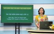 Dạy học trên truyền hình: Ôn tập kiến thức Sinh Học 12 - PHƯƠNG PHÁP GIẢI BÀI TẬP QUY LUẬT DI TRUYỀN ( 26/04/2020 )