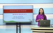 Dạy học trên truyền hình: Ôn tập kiến thức Tiếng Anh 12 - Chuyên đề: Hướng dẫn ôn luyện làm bài thi THPT ( 02/04/2020 )