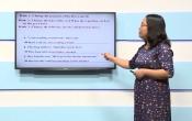 Dạy học trên truyền hình: Ôn tập kiến thức Tiếng Anh 9 - Chuyên đề: REPORTED SPEECH ( 12/03/2020 )