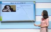 Dạy học trên truyền hình: Ôn tập kiến thức Tiếng Anh 9 - Chuyên đề: Tính từ và Trạng từ ( 26/03/2020 )