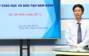Dạy học trên truyền hình: Ôn tập kiến thức Toán 12- Chuyên đề: MỘT SỐ BÀI TOÁN VỀ PHƯƠNG TRÌNH MẶT PHẲNG ( 02/05/2020 )