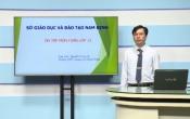 Dạy học trên truyền hình: Ôn tập kiến thức Toán 12- Chuyên đề: PHƯƠNG TRÌNH MŨ & LOGARIT ( 03/04/2020 )