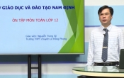 Dạy học trên truyền hình: Ôn tập kiến thức Toán 12- Chuyên đề: PHƯƠNG TRÌNH MŨ & LOGARIT _ Phần 2 ( 26/04/2020 )