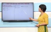Dạy học trên truyền hình: Ôn tập kiến thức Toán 9 - chuyên đề Hệ phương trình ( 09/03/2020 )
